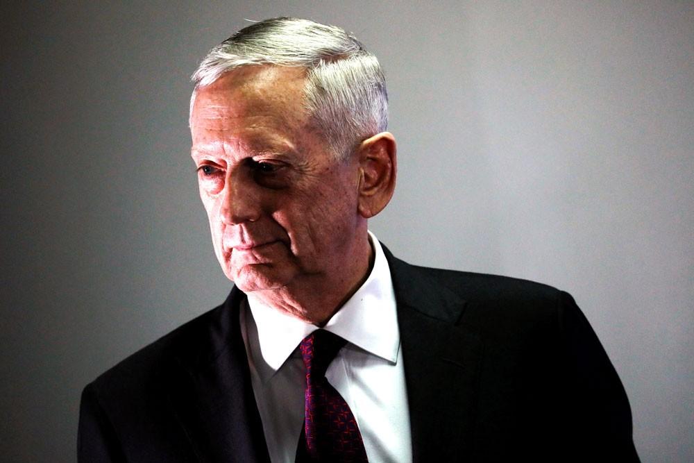 """ماتيس: أي حرب مع كوريا الشمالية ستكون """"كارثية"""""""