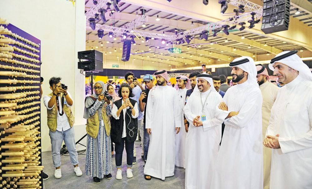 المبادرات الشبابية في البحرين تعكس الإرادة الملكية في تمكين الشباب