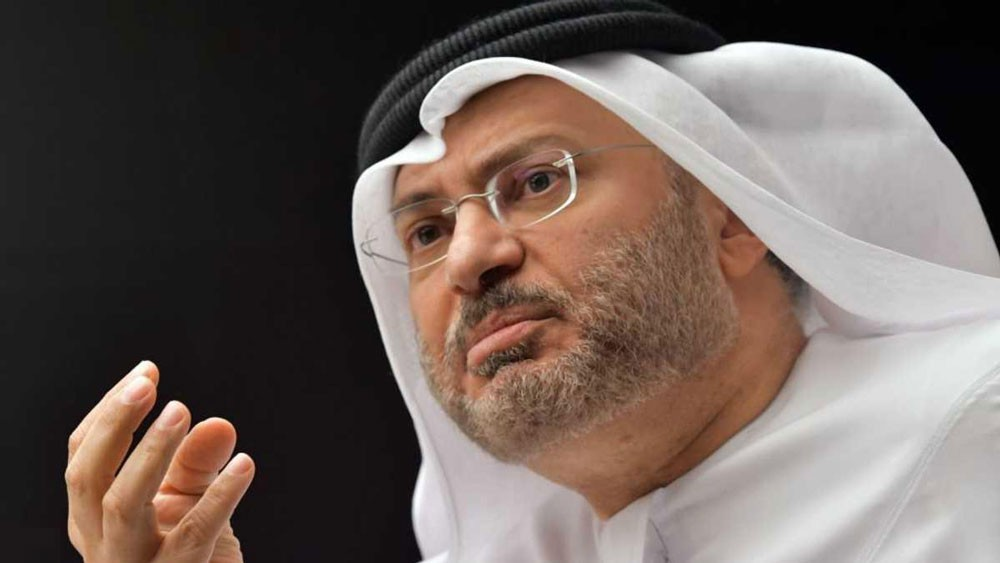 قرقاش عن أزمة قطر: المشكلة ليست في الشعوب