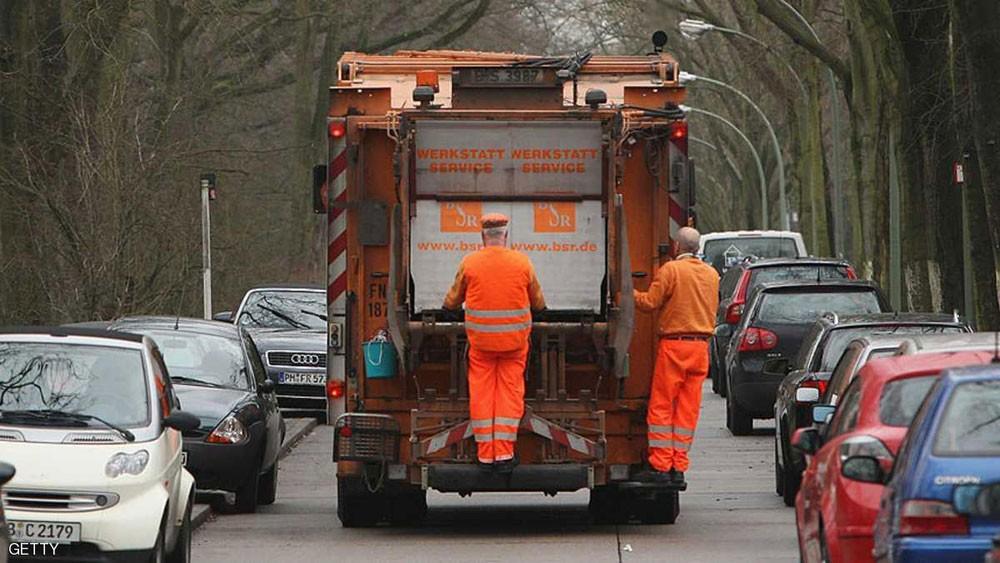 شاحنة قمامة تقتل 5 أشخاص في ألمانيا