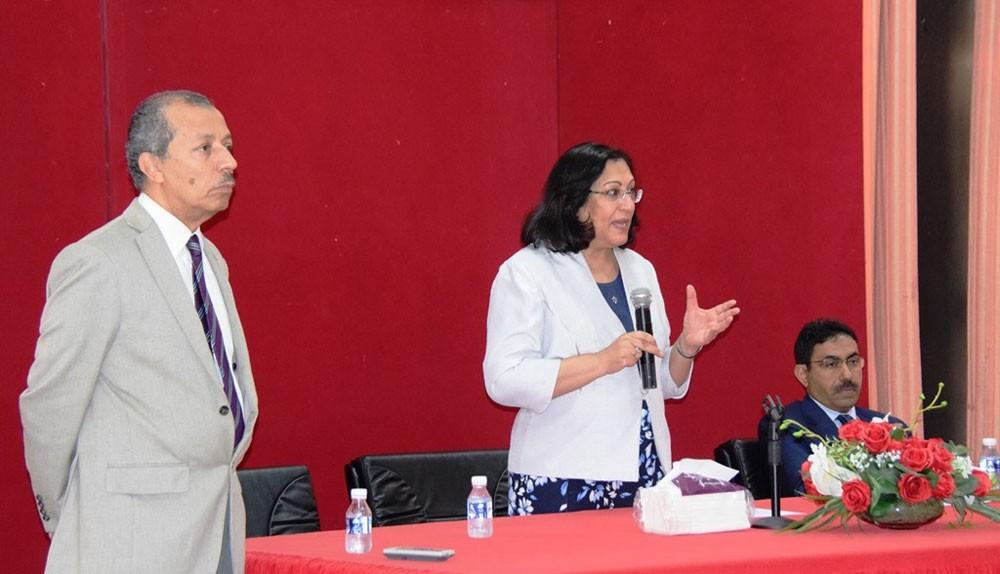 وزيرة الصحة: ملف تدريب الأطباء الخريجين قيد الدراسة خلال العام الجاري