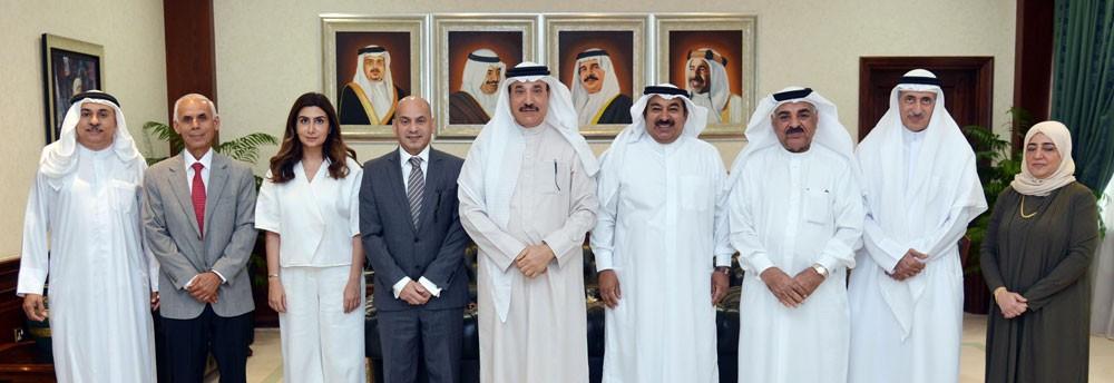 حميدان يؤكد الدور الإيجابي للمؤسسات الأهلية لخدمة المشاريع التنموية