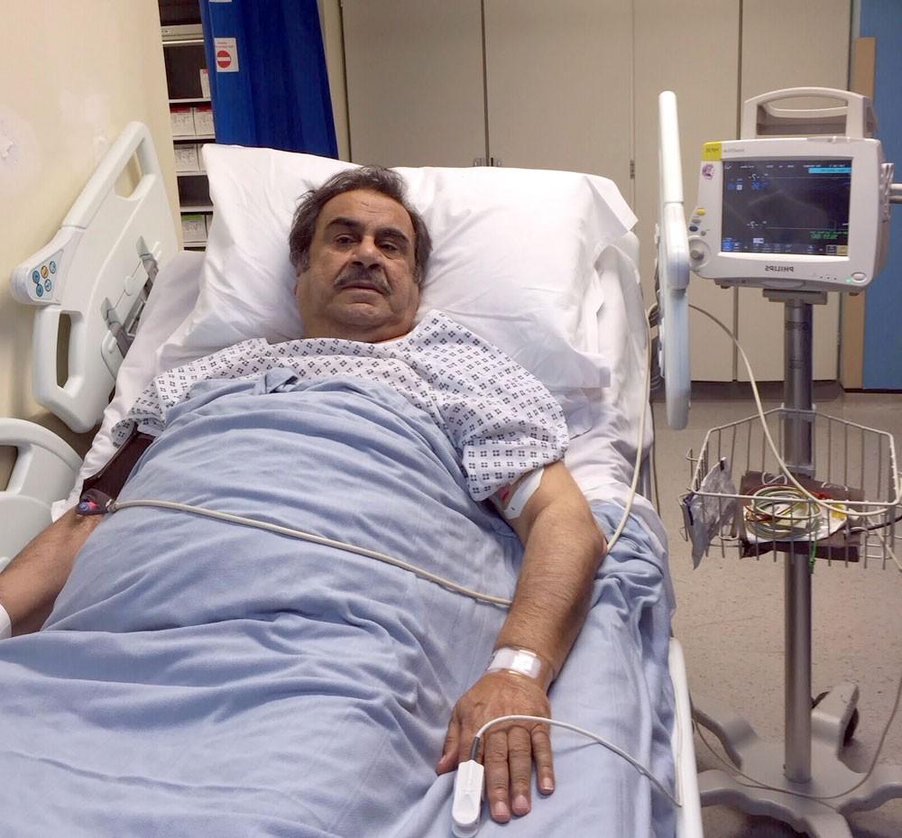 ما سبب وفاة عبدالحسين عبدالرضا؟