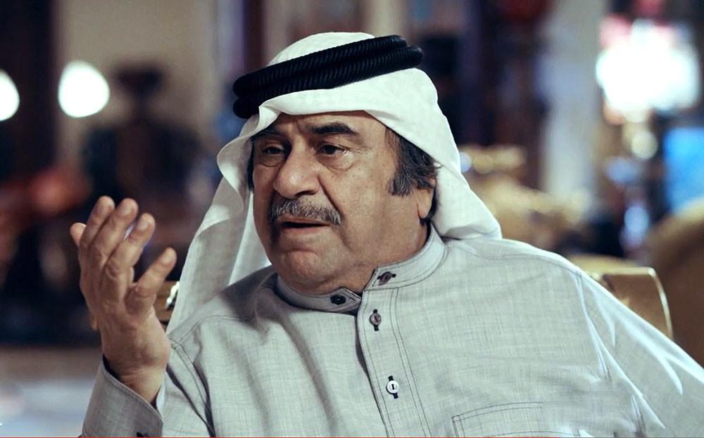 """فنانو البحرين بكل ألم... وداعا """"حسين بن عاقول"""""""