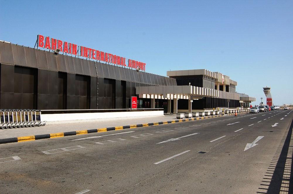 عودة حركة الطائرات القادمة والمغادرة لوضعها الطبيعي بمطار البحرين