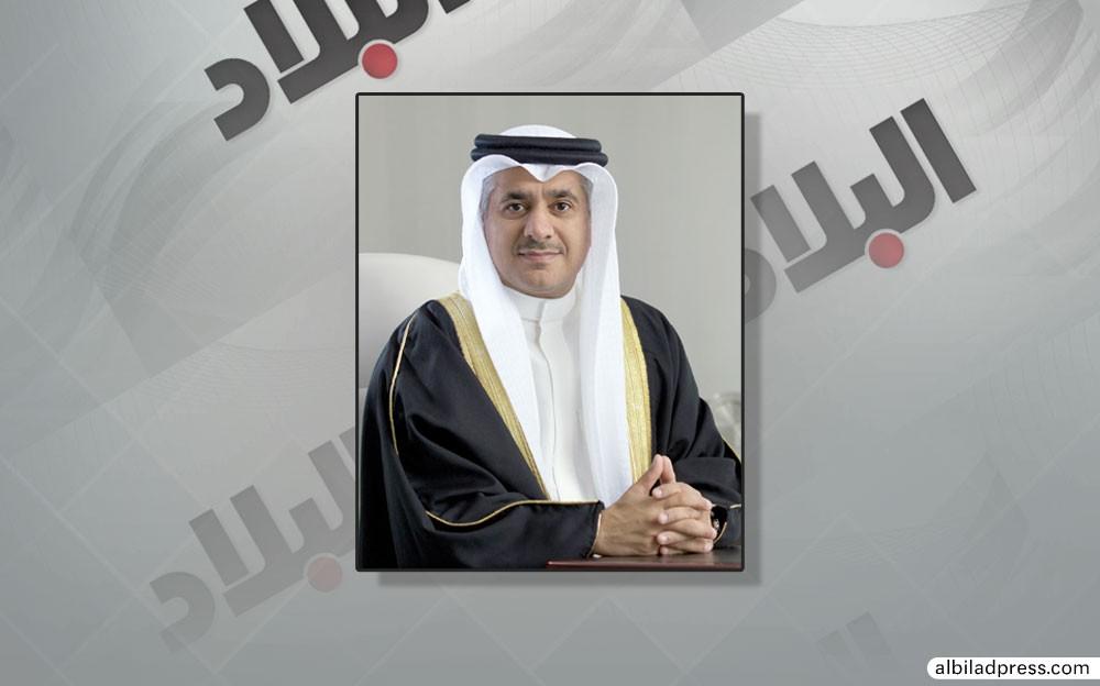 وزير المواصلات والاتصالات يجتمع بالرئيس التنفيذي لديار المحرق