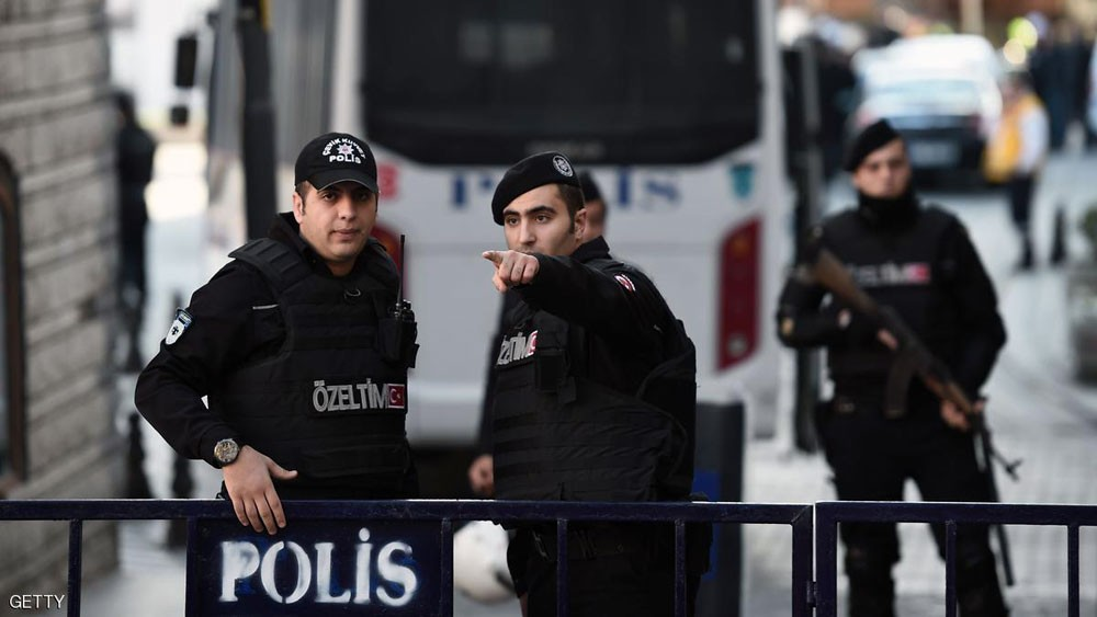 """تركيا تعلن إجهاض """"هجوم انتحاري"""""""