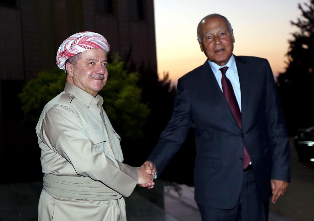 بارزاني: الحوار مع بغداد.. بعد استفتاء الانفصال