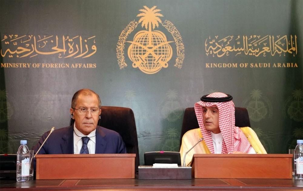 الجبير: نريد وضوحا وجدية من قطر ووقف دعم الإرهاب