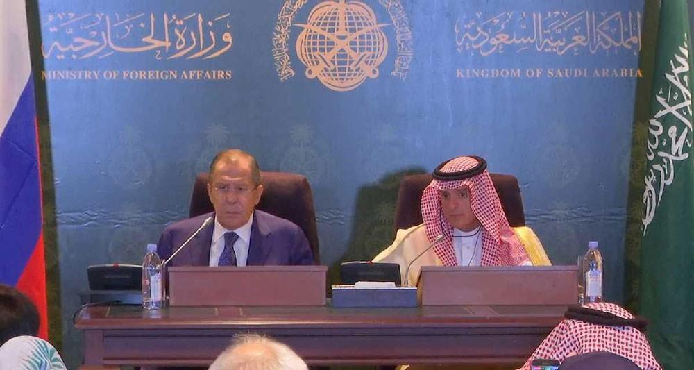 الجبير: الأزمة مع قطر مستمرة حتى توقف دعمها للإرهاب