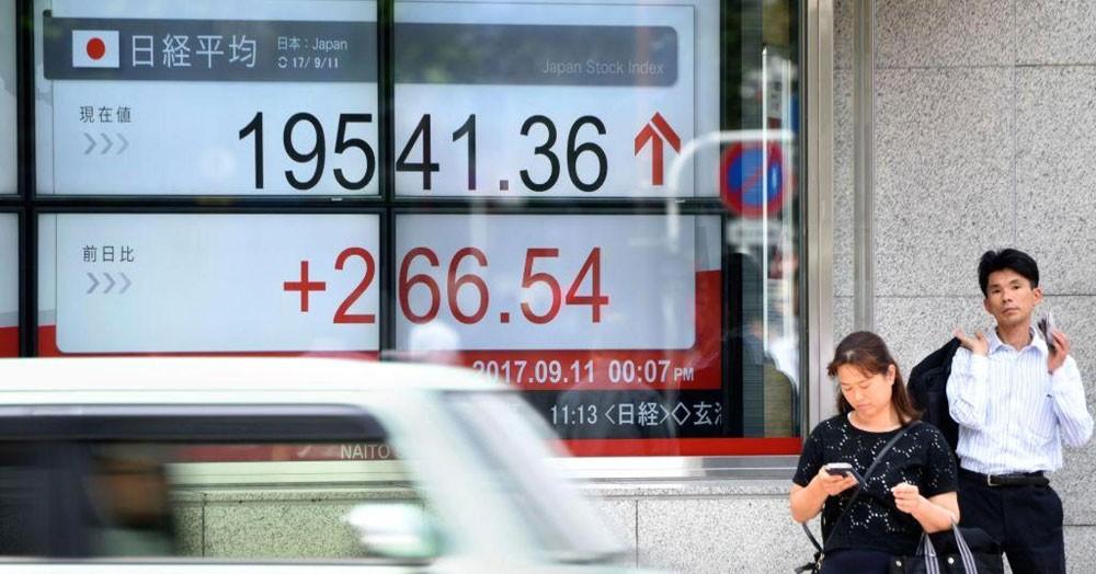 المؤشر نيكي يرتفع 0.97% في بداية التعامل بطوكيو