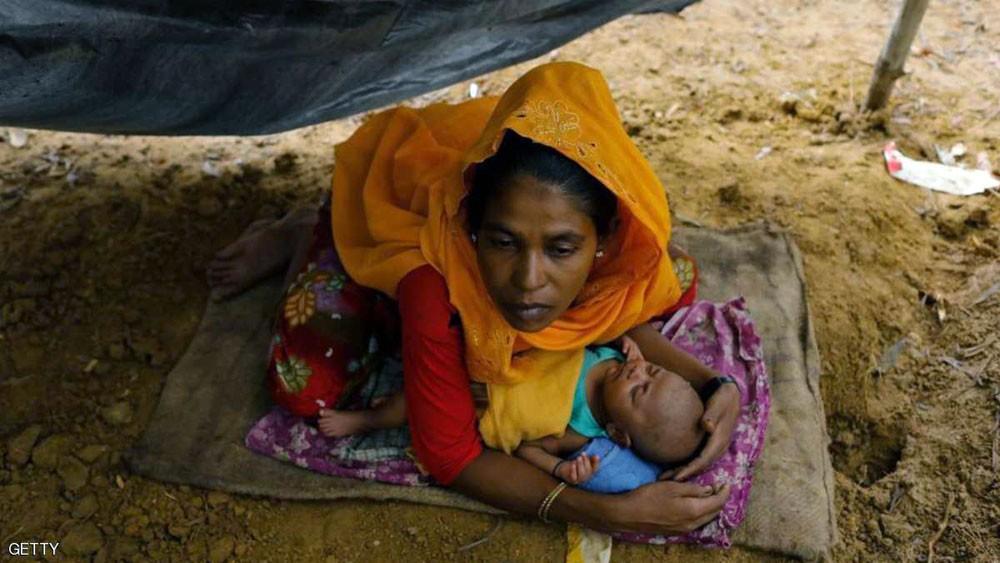 واشنطن تدعو ميانمار لوقف تشريد مسلمي الروهينغا