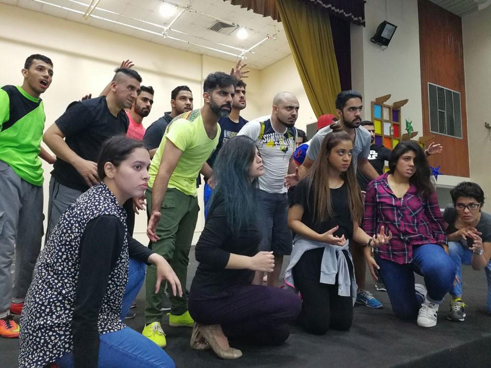 الصواري يختتم ورشته التدريبية 25 الشهر الجاري