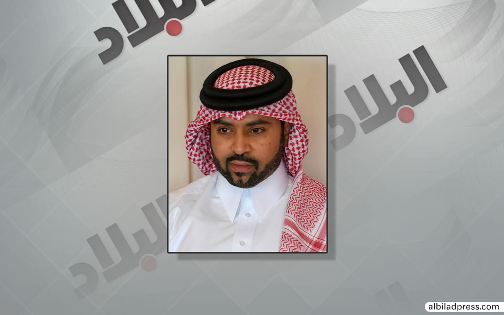 فيصل بن راشد يعرب عن اعتزازه بإنجاز ناصر بن حمد في بطولة الرجل الحديدي