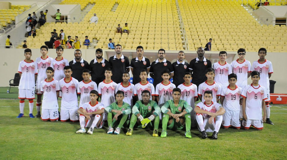 منتخب الناشئين الكروي يغادر بـ 22 لاعبًا إلى التصفيات الآسيوية