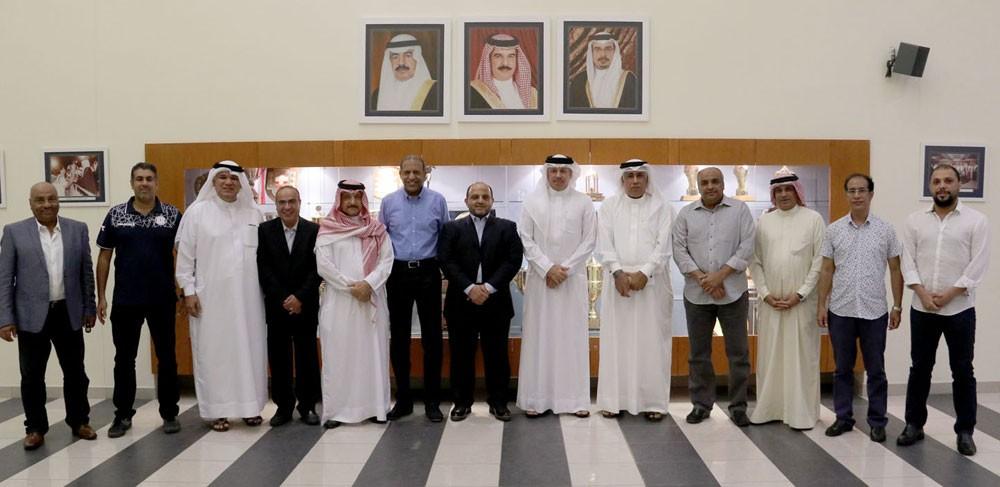 اتحاد اليد يزور ناديي البحرين والنجمة