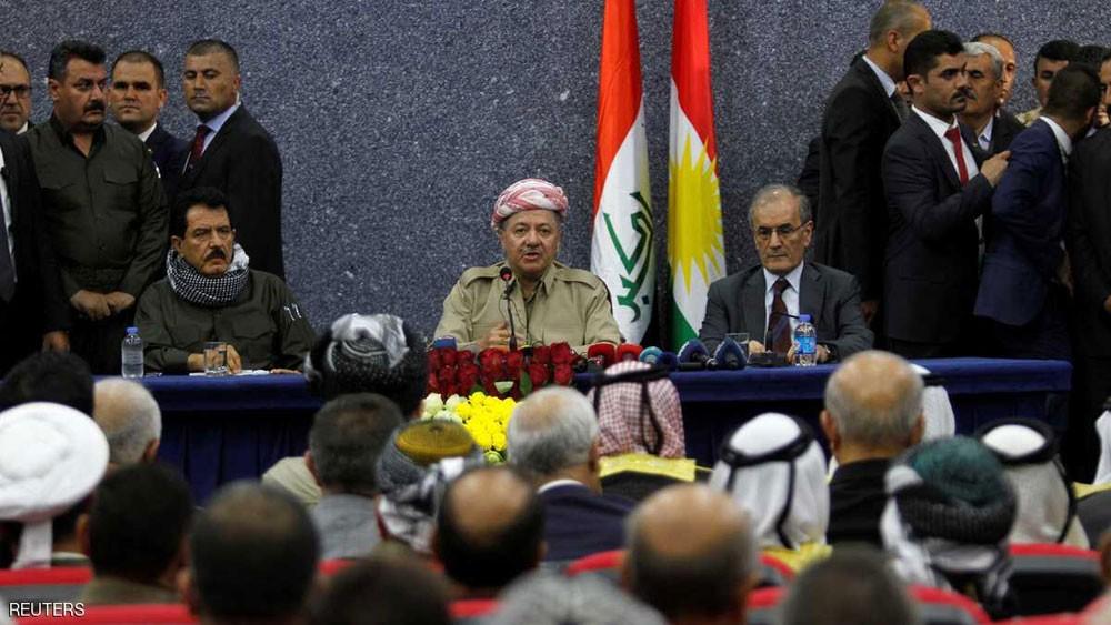 """استقلال"" كردستان.. شد وجذب بين بغداد وأربيل"