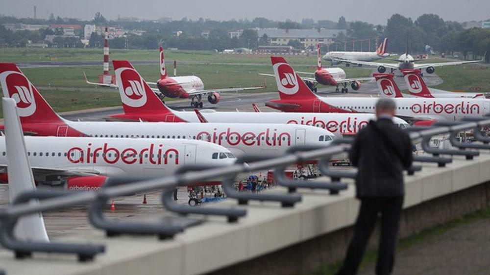 إير برلين تلغي 70 رحلة اليوم.. والسبب الإجازات المرضية!