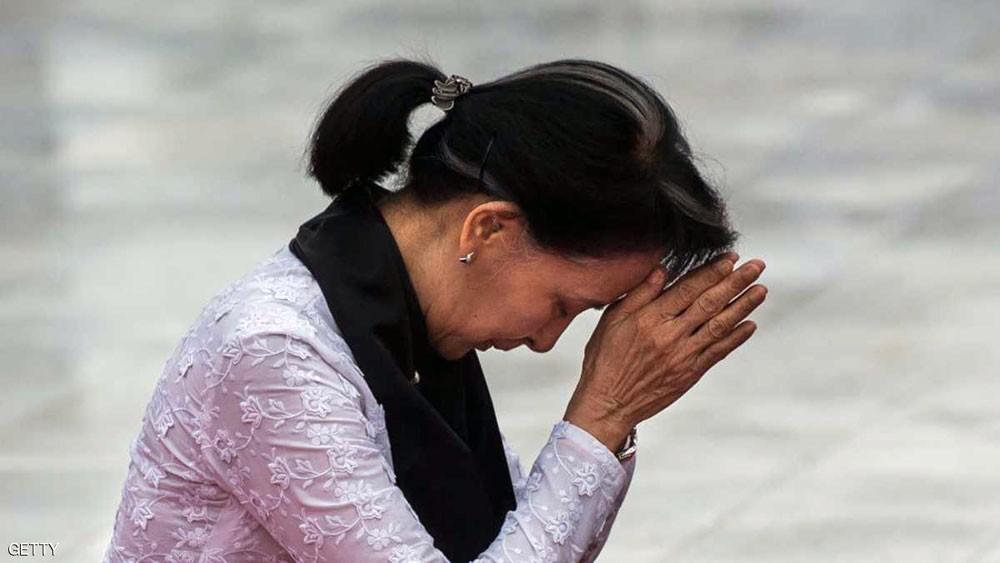 زعيمة بورما تلغي زيارة إلى الأمم المتحدة