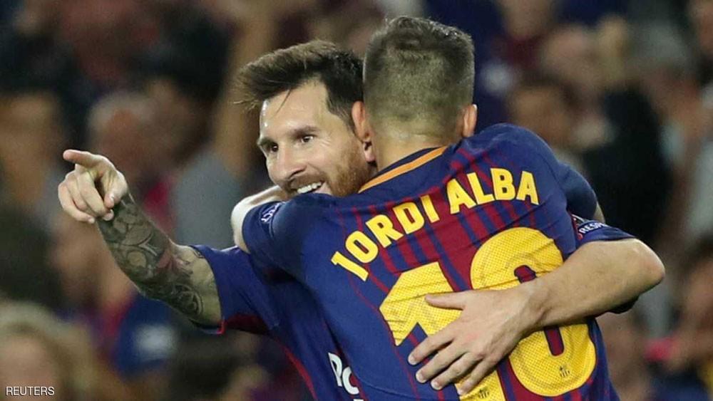 ميسي يقود برشلونة للثأر من يوفنتوس