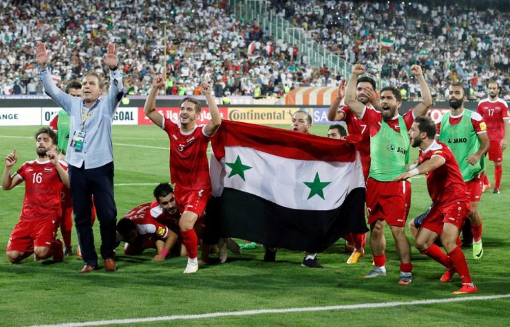ماليزيا تستضيف مباراة سوريا واستراليا في ملحق كأس العالم