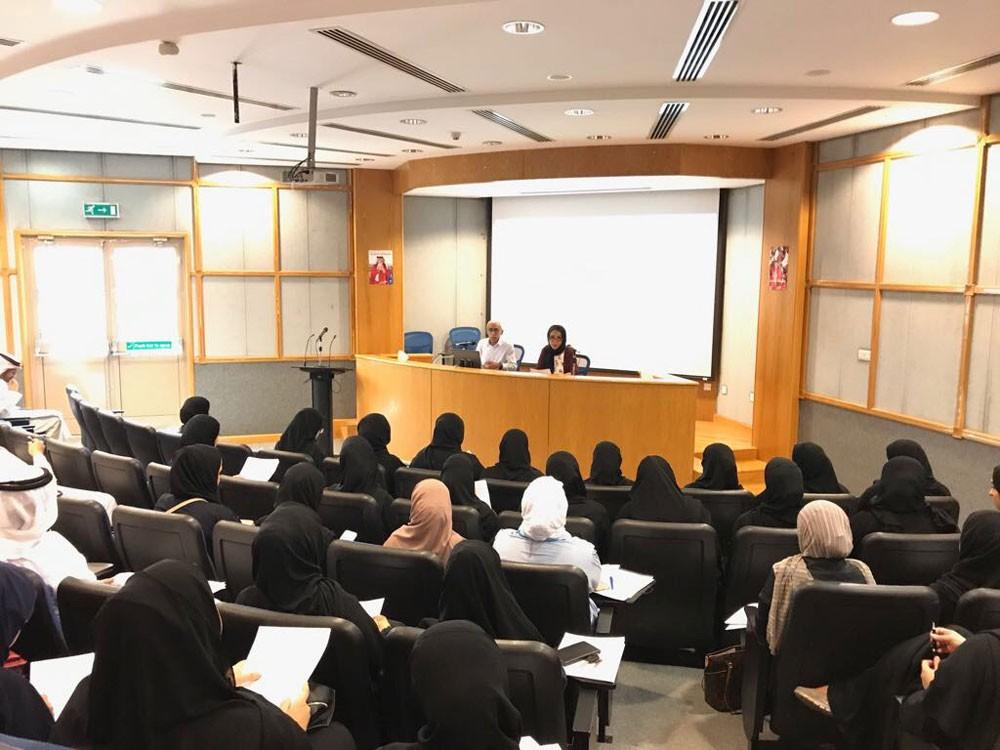 وزارة التربية تنظم لقاءً لتهيئة المعلمين لبرنامج دبلوم التمهن
