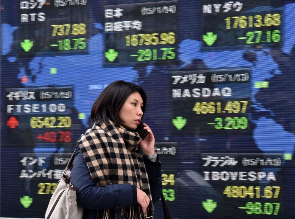 نيكي يصعد لليوم الثالث بدعم من الأسهم المرتبطة بالدورة الاقتصادية