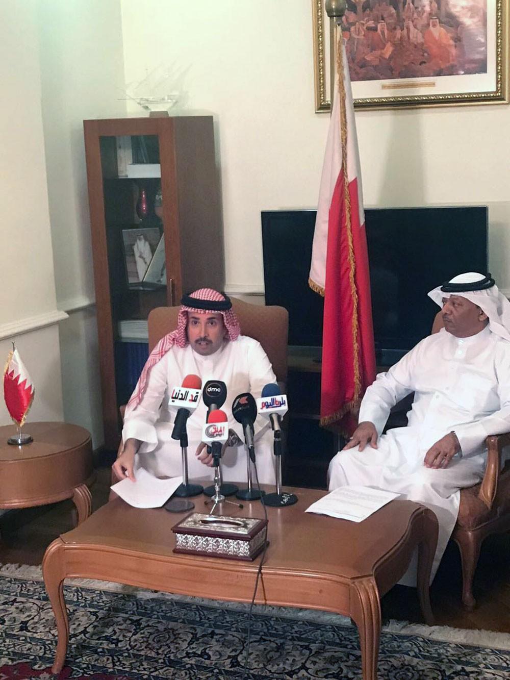 سفيرنا بمصر: البحرين لها باع كبير في حماية التراث العربي والوطني التطوعي