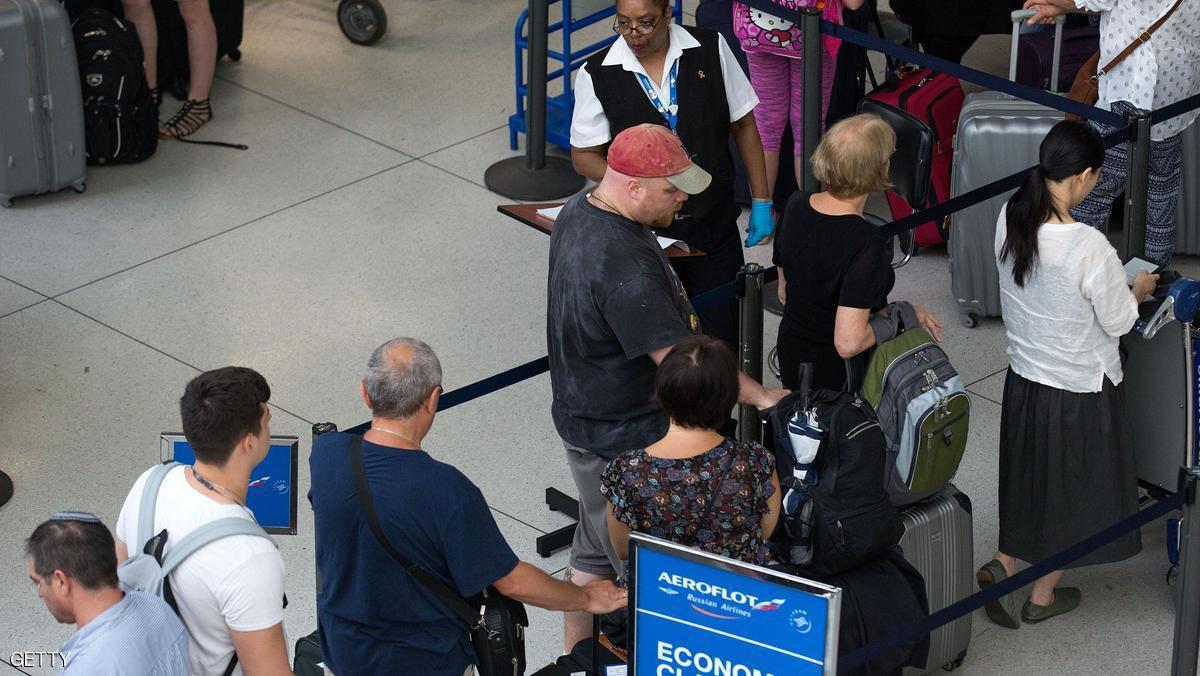 أميركا توقف إصدار بعض التأشيرات لأربع دول