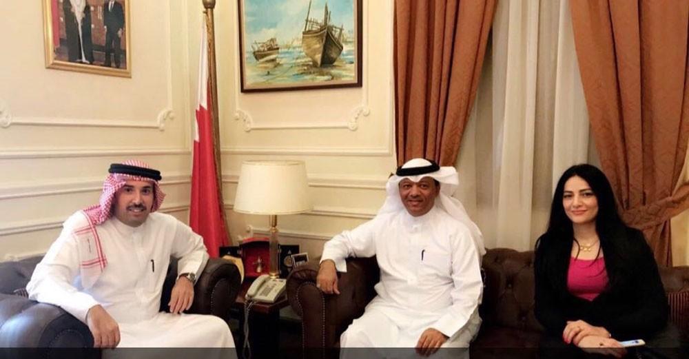 سفير المملكة في مصر : البحرين لها باع كبير في حماية التراث العربي والوطني التطوعي