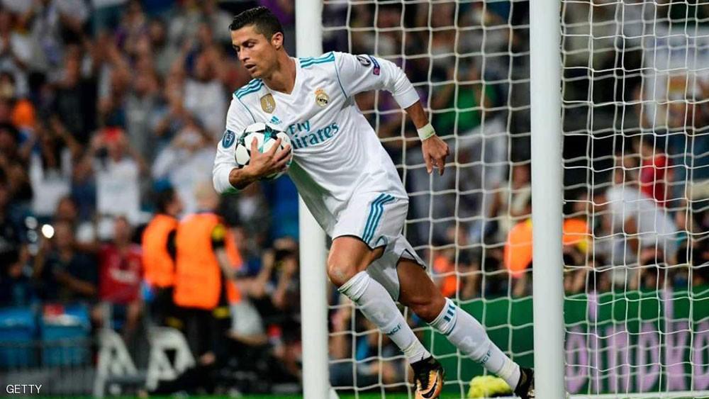 رونالدو يقود ريال مدريد لفوز سهل على أبويل