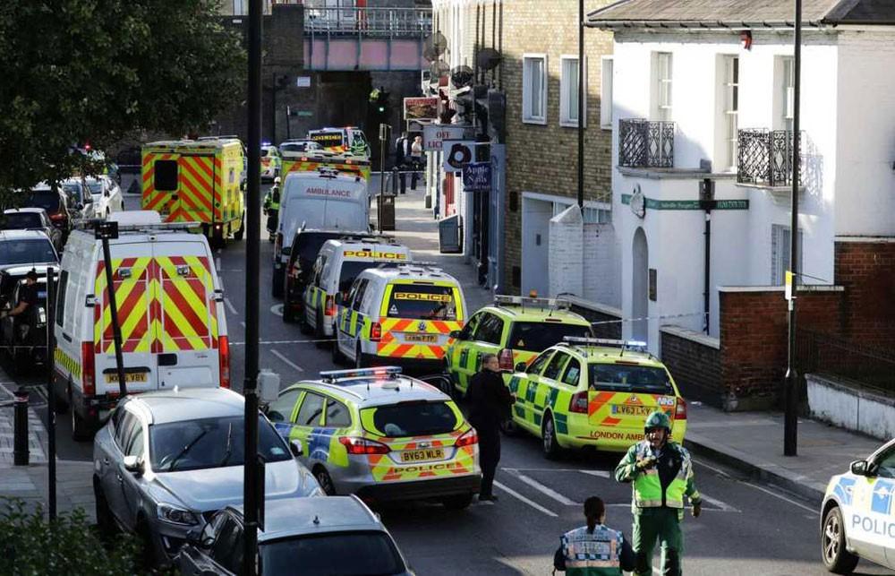 لندن.. ضحايا بانفجار في مترو الأنفاق