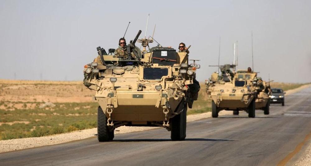 المعارضة السورية: أميركا تخلي قاعدة جنوبي البلاد
