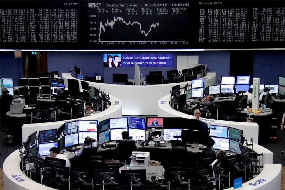القطاع المالي يدعم أسهم أوروبا وإتش آند إم يهبط بعد إعلان النتائج