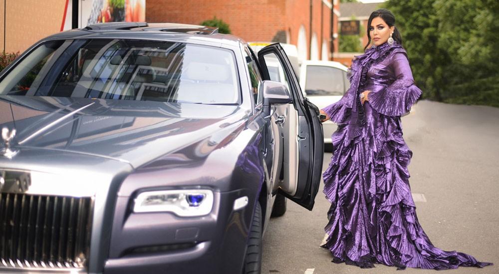 أحلام لم تؤيد قيادة المرأة السعودية للسيارة!