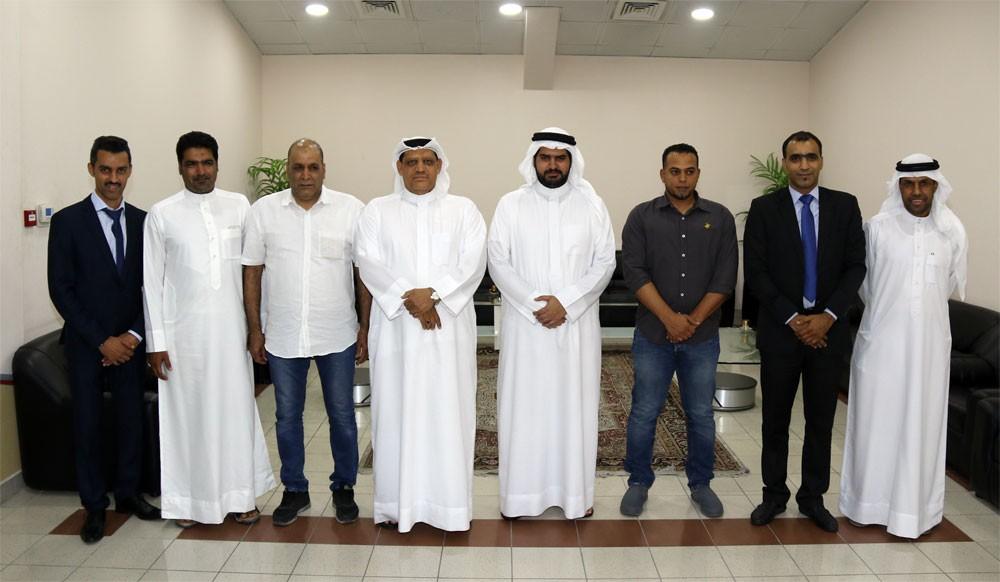 عيسى بن علي: أسرة كرة السلة البحرينية تشكل روحا واحدة من العطاء