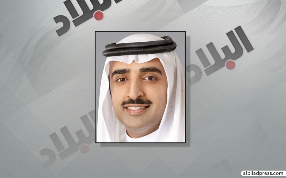 وزير النفط يفتتح المعرض المصاحب لمؤتمر الأسمدة الثامن