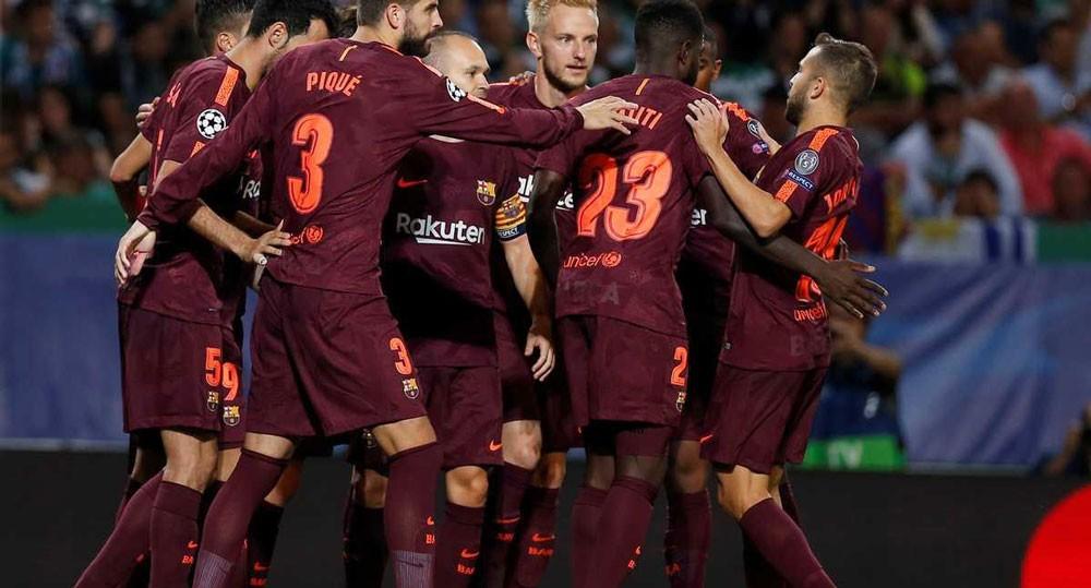 """برشلونة.. سجل غير مسبوق من """"هدايا الخصوم"""""""