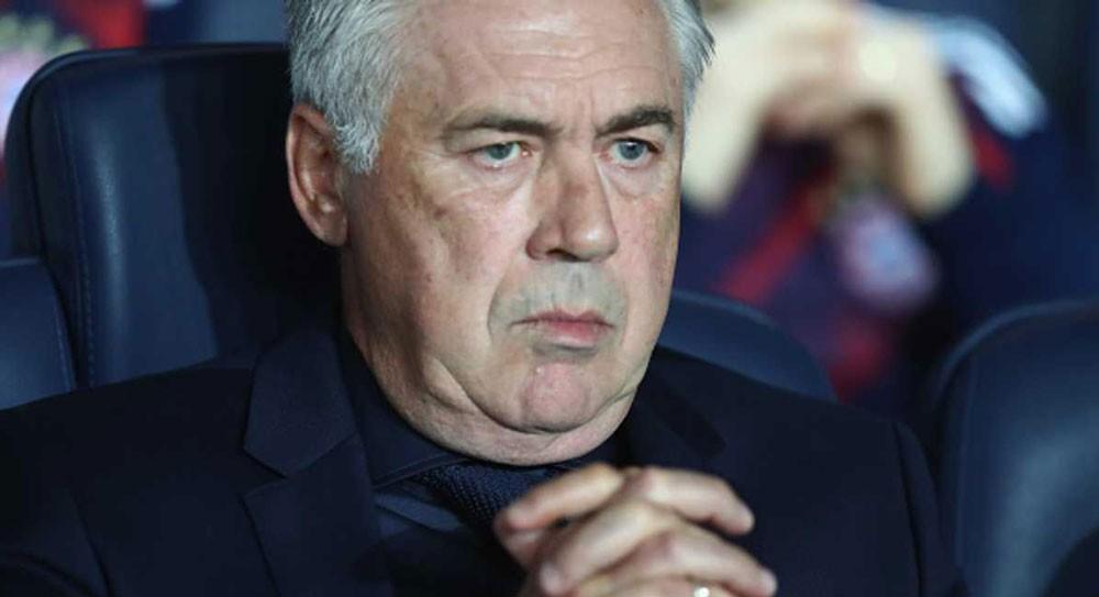 بايرن ميونخ يقيل أنشيلوتي بعد الهزيمة المذلة