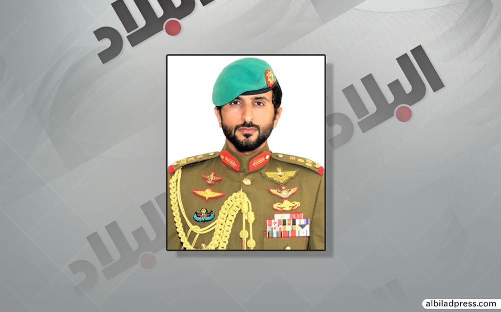 ناصر بن حمد: أنا جندي للوطن ... وفي خدمة جلالة الملك