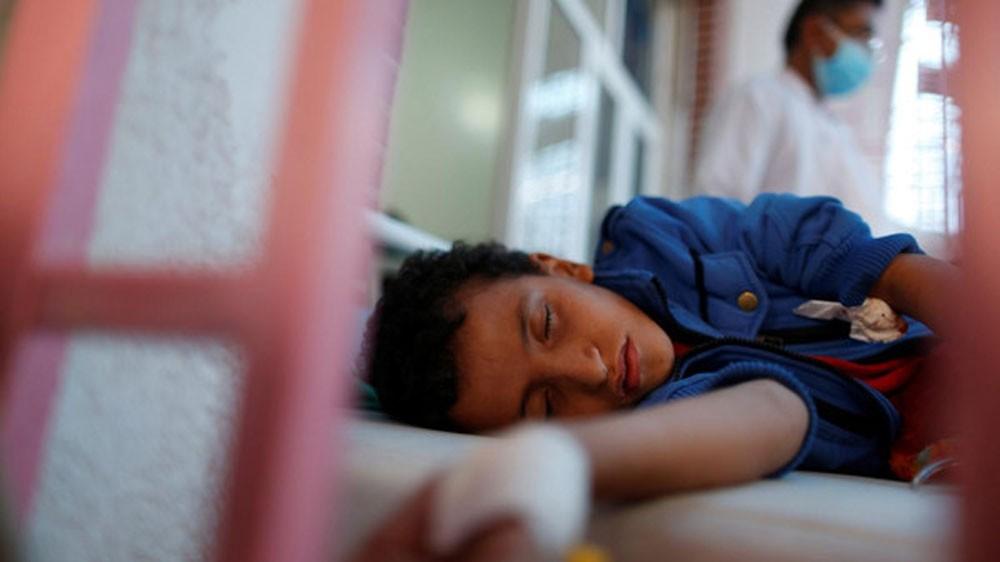 اليمن.. عدد حالات الكوليرا يلامس المليون بنهاية العام