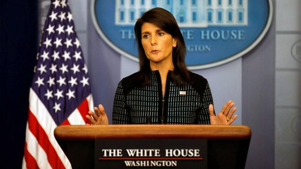هيلي: روسيا تمنع تفتيش مواقع إيران العسكرية