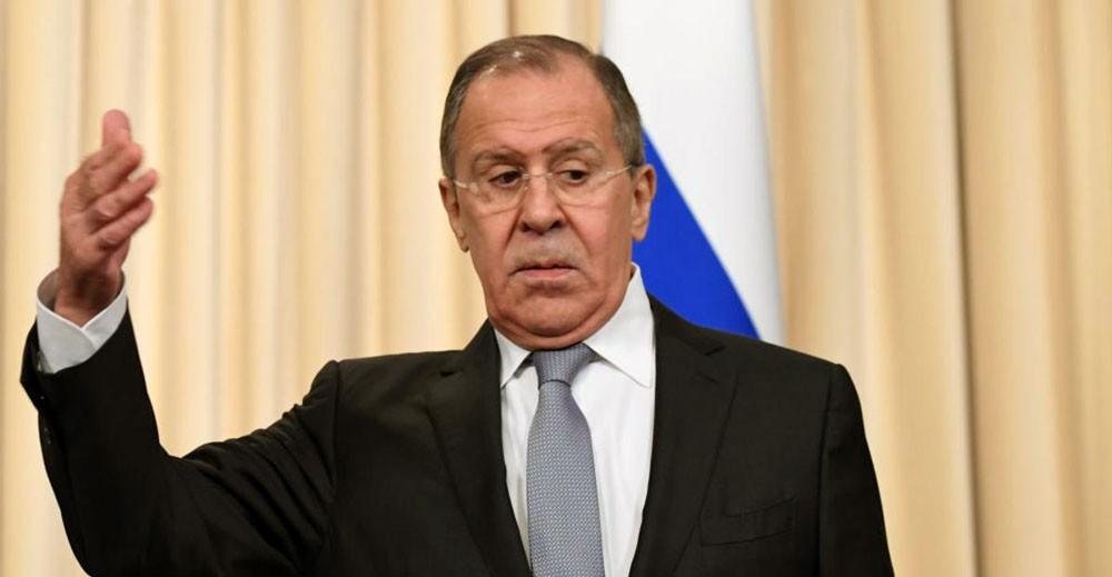 """لافروف: التعاون مع أميركا بسوريا """"لا يخلو من مشاكل"""""""
