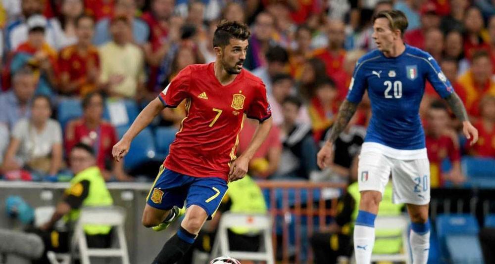 فيا الغائب الأبرز عن تشكيلة إسبانيا