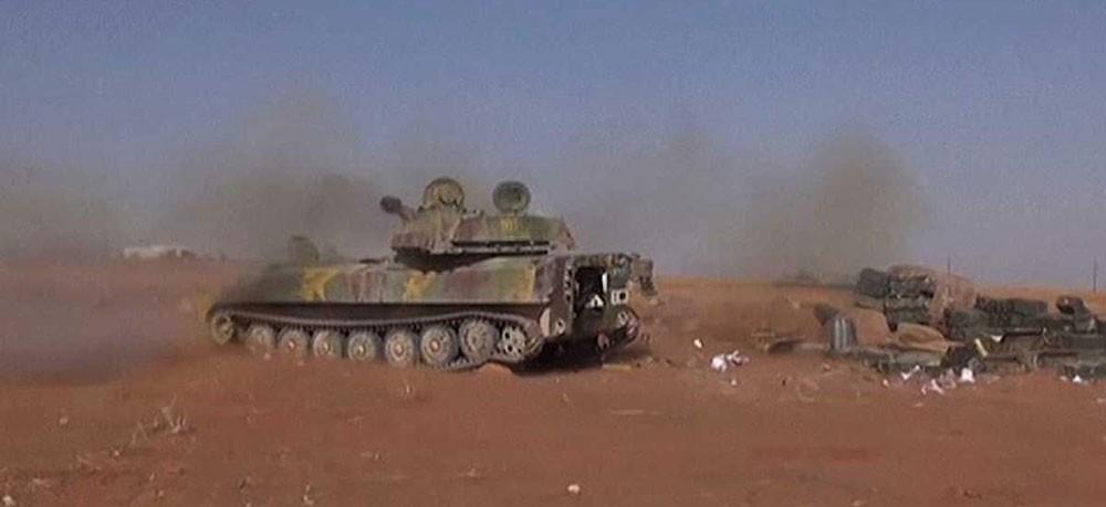 """دير الزور.. حقل الجفرة النفطي بيد """"سوريا الديمقراطية"""""""
