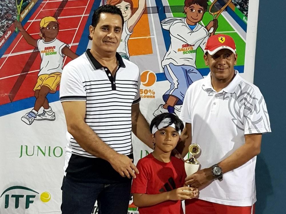 اتحاد التنس يختتم بنجاح بطولة البراعم تحت 8 و10 سنوات