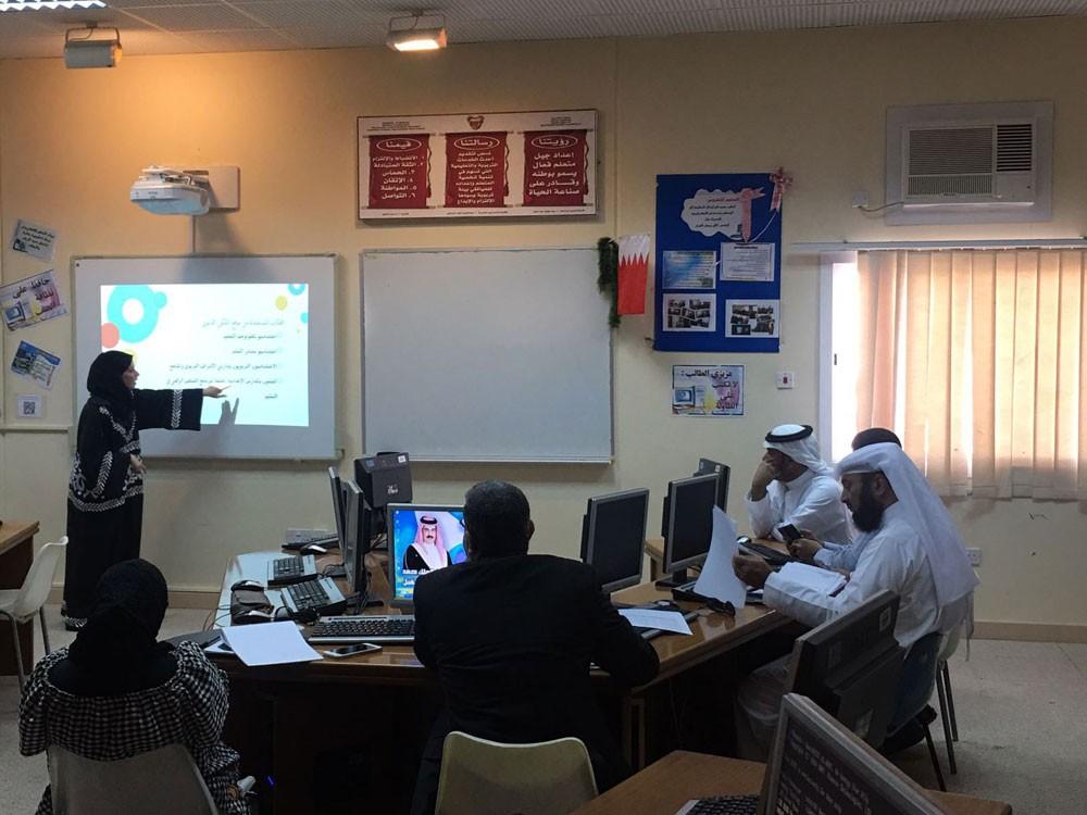 التربية تنظم ورشا تدريبية للتعريف بخدمات الملتقى التربوي