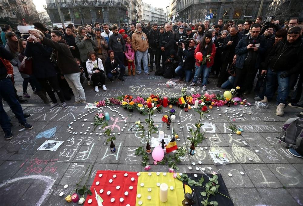 """متهم عربي جديد في """"هجمات بروكسل"""""""