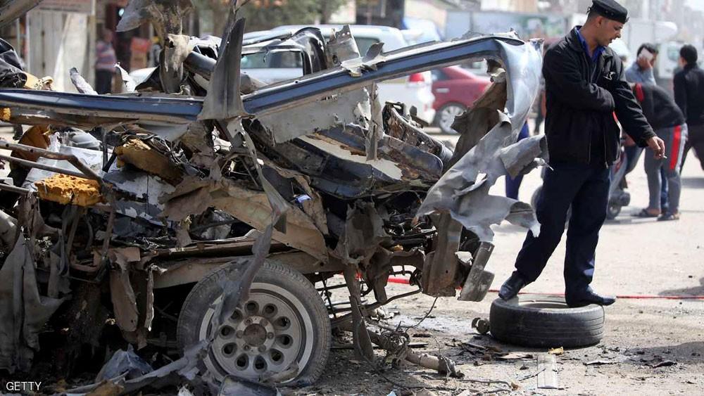 العراق .. قتلى وجرحى في تفجير انتحاري بمقهى بهيت