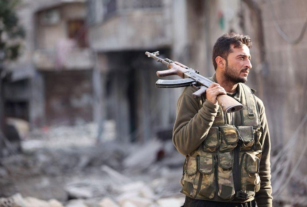 مصر ترعى اتفاقا لوقف إطلاق النار جنوبي دمشق